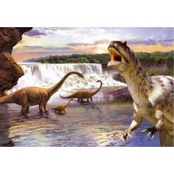 Puzzle Diplodocus - DĚTSKÉ PUZZLE