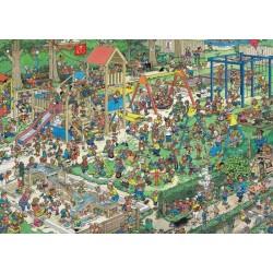 Puzzle Hřiště