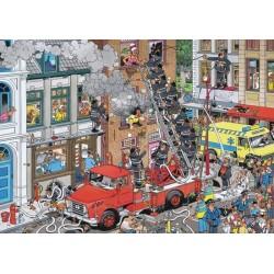 Puzzle Oheň