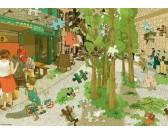 Puzzle Svět puzzle - TRIANGULAR PUZZLE