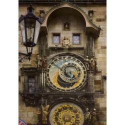 Puzzle Orloj, Praha