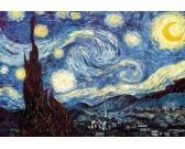 Puzzle Hvězdná noc