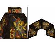 Puzzle Umění Aztéků - PYRAMID PUZZLE