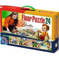 Puzzle Pinokio - DĚTSKÉ PUZZLE