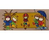 Puzzle Podzim - DŘEVĚNÉ PUZZLE