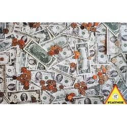 Puzzle Peníze
