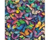 Puzzle Motýli - PUZZLE s 3D efektem