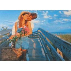 Puzzle Romantická procházka