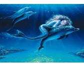 Puzzle Mořská panna