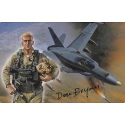 Puzzle F/A - 18 Hornet