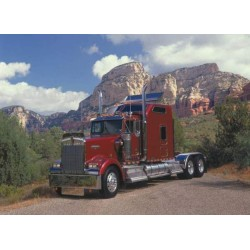 Puzzle Kenworth truck