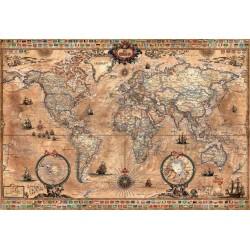 Puzzle Antická mapa