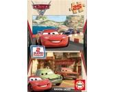 Puzzle Cars 2 - DŘEVĚNÉ PUZZLE