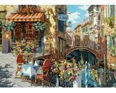 Puzzle Restaurace Tartufo