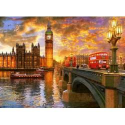 Puzzle Westminsterský palác, Londýn