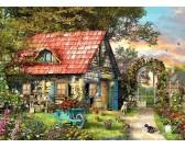 Puzzle Zahradní domek
