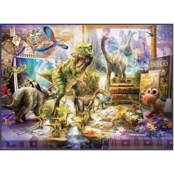 Puzzle Dinosauří svět