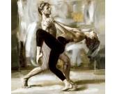 Puzzle Vášnivý tanec