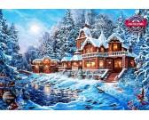 Puzzle Magická zima