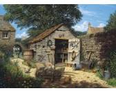 Puzzle Kůlna na zahradě