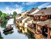 Puzzle Starověké město Xitang