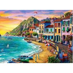 Puzzle Skvělá pláž