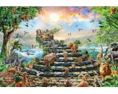 Puzzle Schody do nebe