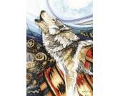 Puzzle Starý vlk