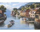 Puzzle Klidný přístav