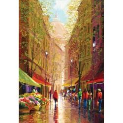 Puzzle Ulice ve Florencii