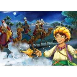 Puzzle Aladin - DĚTSKÉ PUZZLE