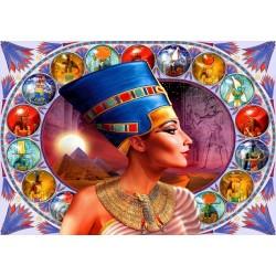 Puzzle Nefertiti