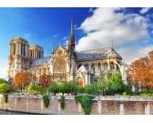 Puzzle Katedrála Notre Dame