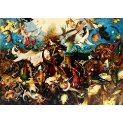 Puzzle Pád rebelských andělů