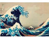 Puzzle Velká vlna