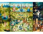 Puzzle Zahrada pozemských rozkoší