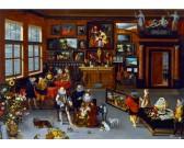 Puzzle Arcivévoda Albert a Isabella