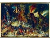 Puzzle Alegorie ohně