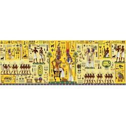 Puzzle Egyptský hieroglyf - PANORAMATICKÉ PUZZLE