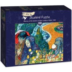 Puzzle Vzpomínky na zahradu v Ettenu