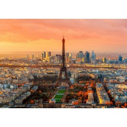 Puzzle Eiffelova věž