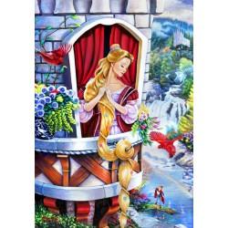 Puzzle Zlatovláska