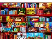 Puzzle Cestopisné knihy