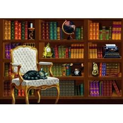 Puzzle Domácí knihovna
