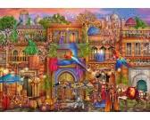 Puzzle Arabská ulice