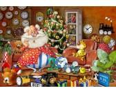 Puzzle Čas Vánoc