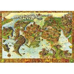 Puzzle Atlantida