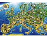 Puzzle Evropské památky