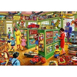 Puzzle Velké hračkářství