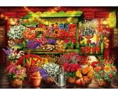 Puzzle Květinový trh